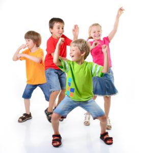 Škola plesa za najmlađe
