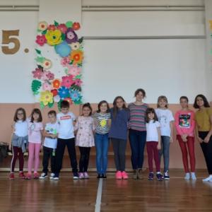 Plesna obuka u 10 škola: Mi plešemo cijeli dan i noć