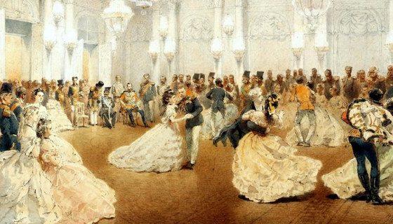 Razvoj plesa kroz stoljeća – Engleski i bečki valcer