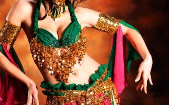 Razvoj plesa kroz stoljeća – U vatri orijenta